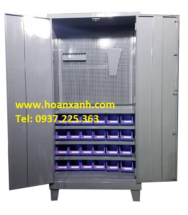 www.123nhanh.com: Tủ dụng cụ cơ khí, tủ linh kiện, tủ dụng cụ sửa chữa 002